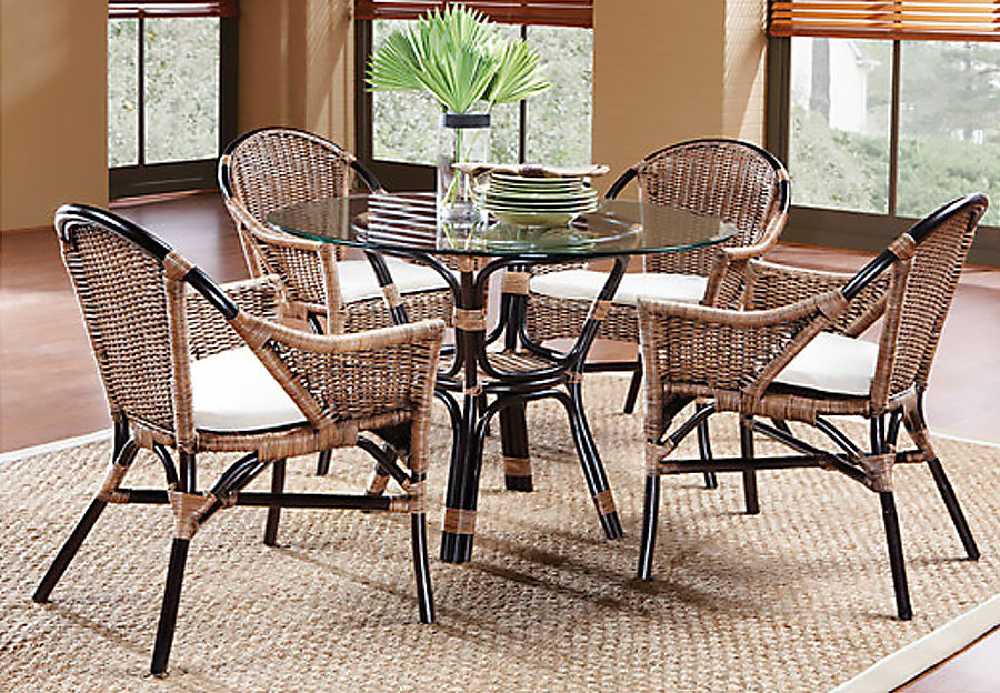 Terranova Five Piece Dining Set