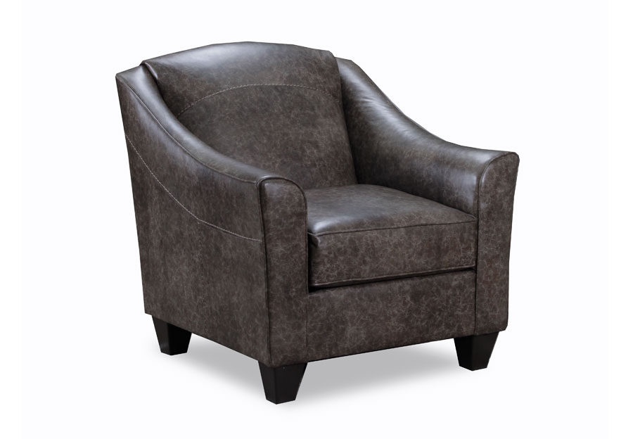 Lane Craddock Nutmeg Accent Chair