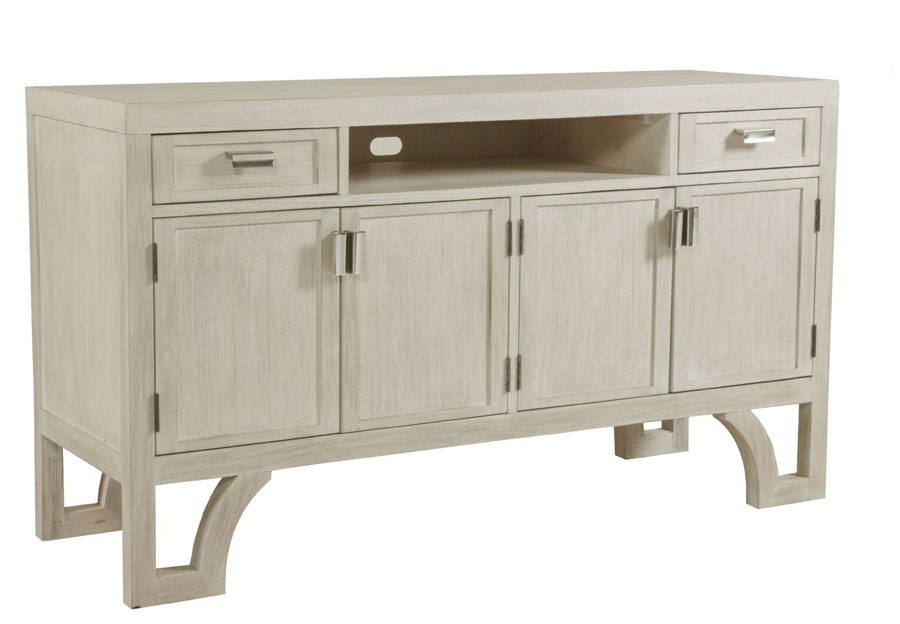 Panama Jack Graphite Entertainment Console