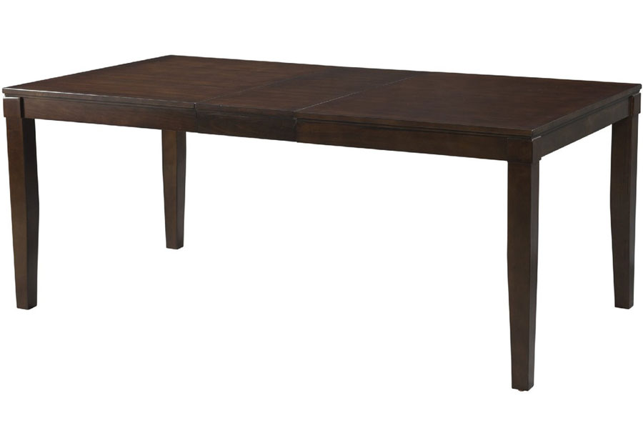 Elements Rodeny Espresso Dining Table