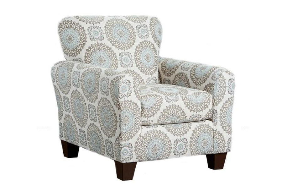 Affordable Furniture Brionne Twilight Accent Chair