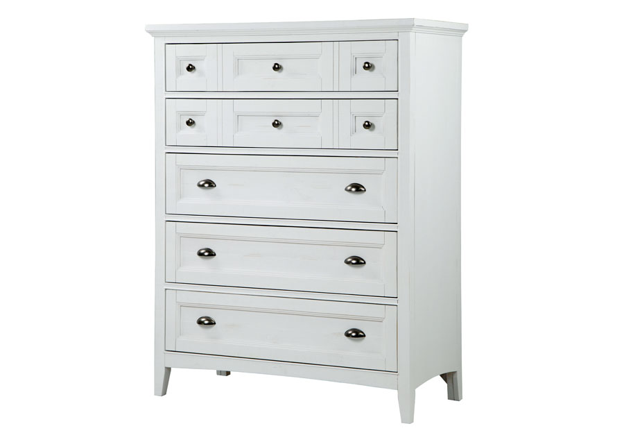 Magnussen Heron Cove Five-Drawer Chest