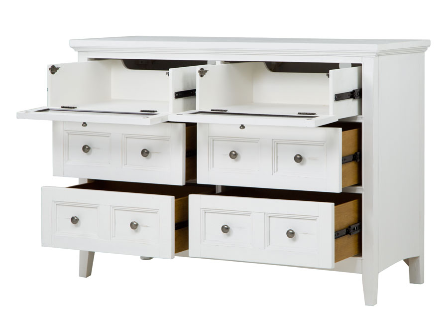 Magnussen Heron Cove 50-Inch Media Chest