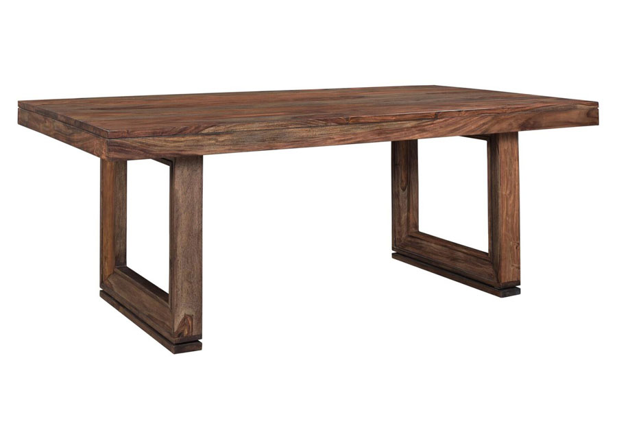 Coast to Coast Brownstone Dining Table