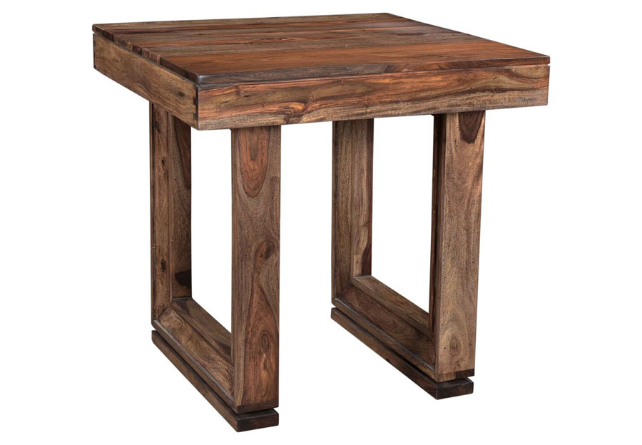 Coast to Coast Brownstone End Table