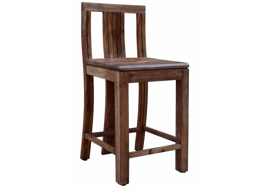 "Coast to Coast Brownstone Counter Stool 24""in"