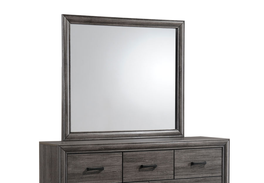 Lifestyle Shelton Grey Mirror