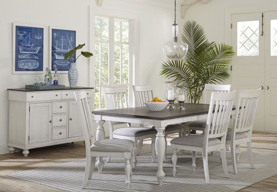 Standard Grand Bay Dining Table and Four Chairs