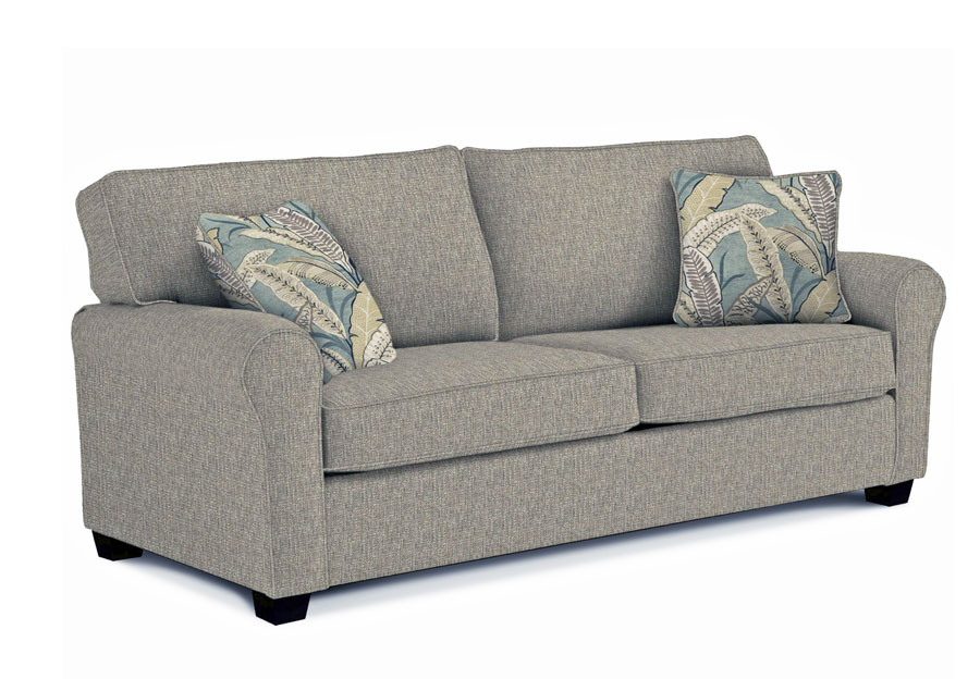 Best Shannon Loveseat Belmar With Mineral Pillows
