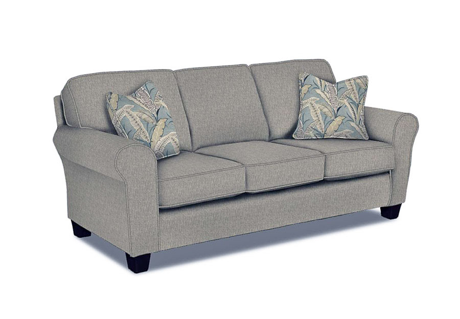 Best Shannon Belmar Sofa with Mineral Accent Pillows