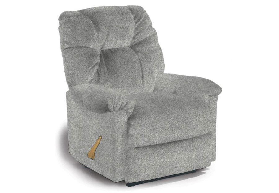 Best Romulus Spruce Rocker Recliner