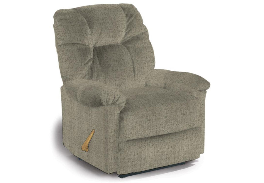 Best Romulus Oat Rocker Recliner