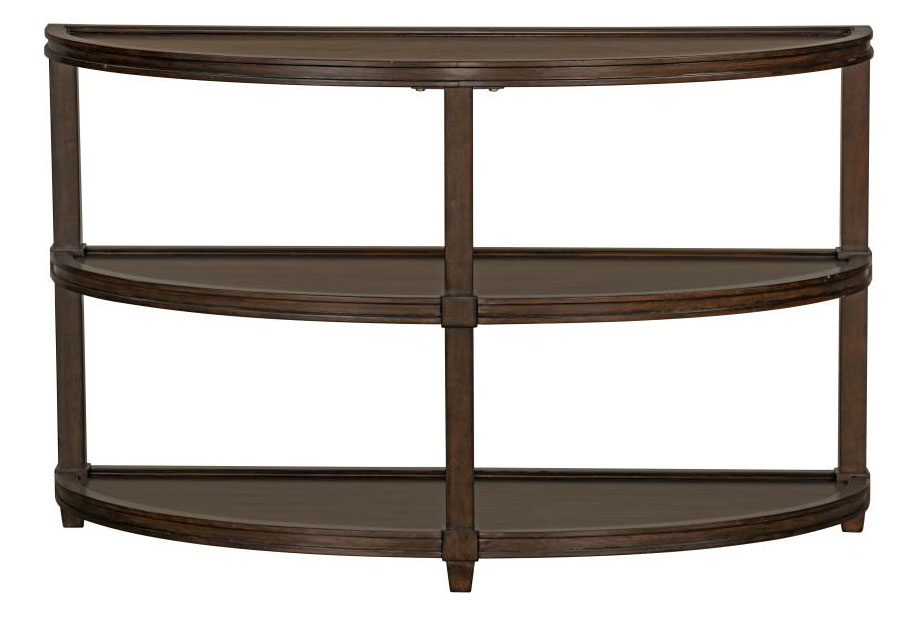 Standard Bryant Demilune Sofa Table