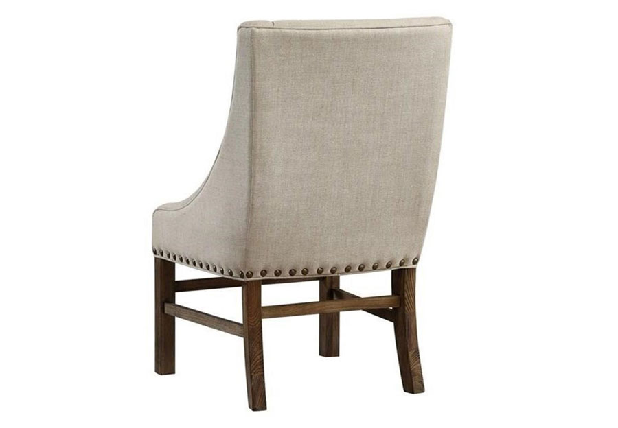 Coast to Coast Accents Transitional Accent Sling Dining Chair