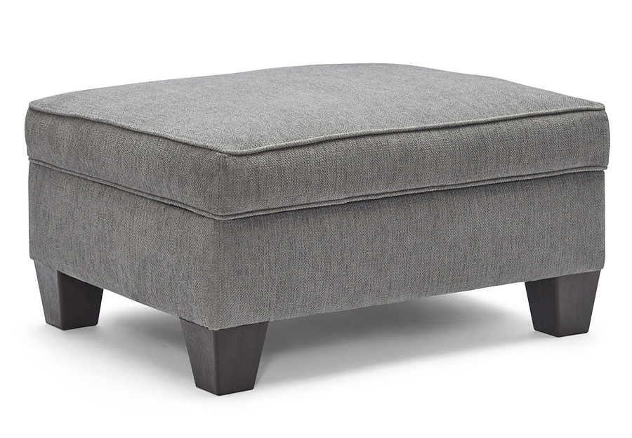 Lane Blair Surge Smoke Storage Ottoman