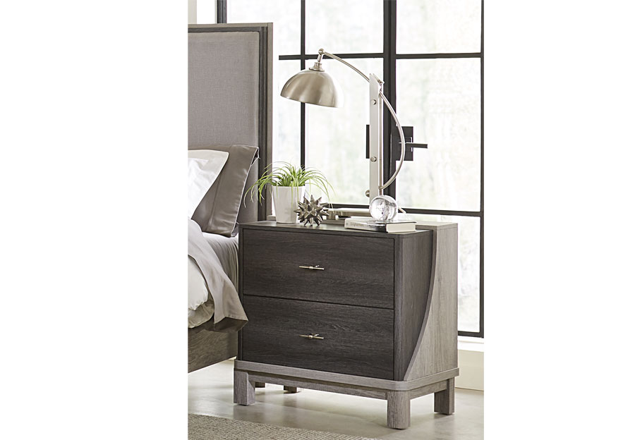 Lifestyles Bel Air Two Drawer Nightstand