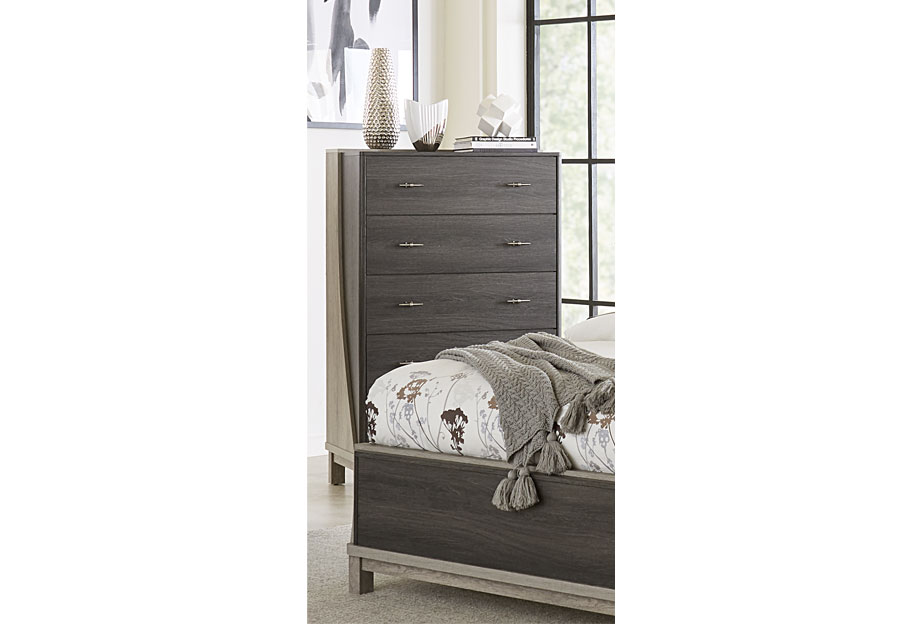Lifestyles Bel Air Five Drawer Chest