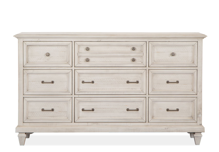 Magnussen Newport Nine Drawer Dresser