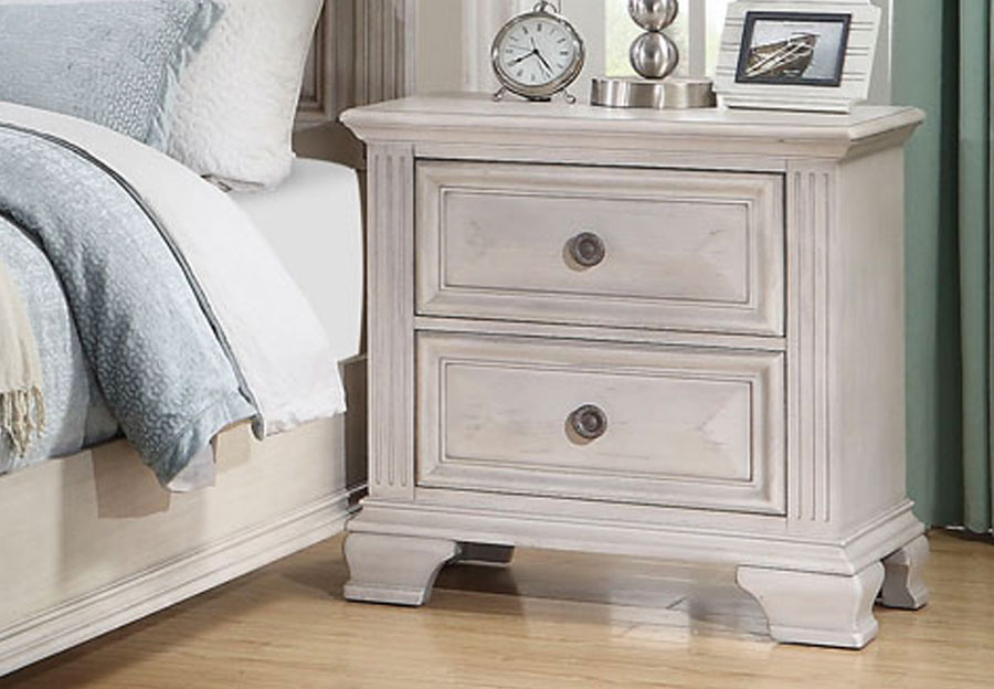 Lifestyle Passages Light Two-Drawer Nightstand