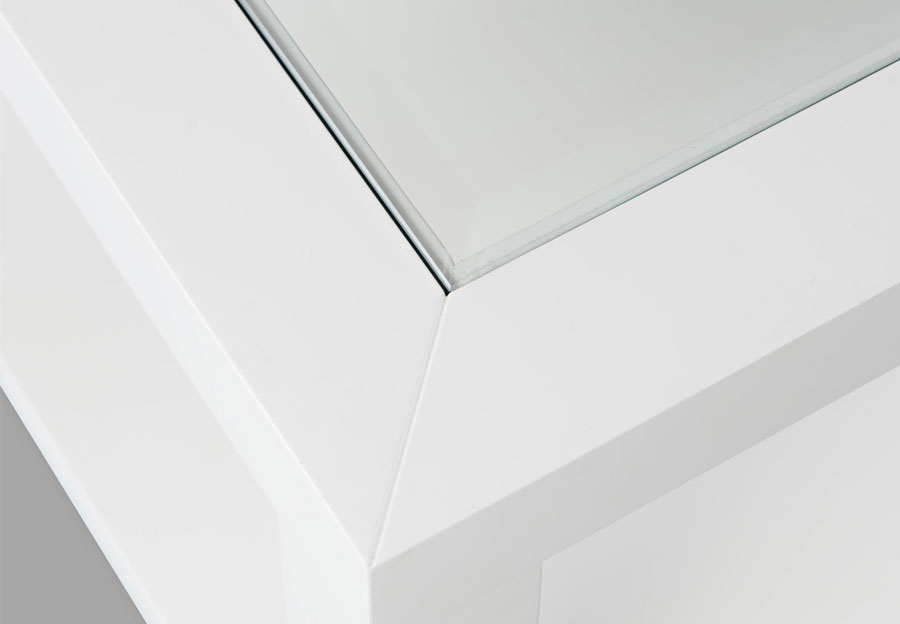 Jofran Urban Icon Rectangle Cocktail Table