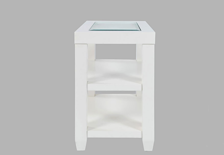 Jofran Urban Icon Chairside Accent Table