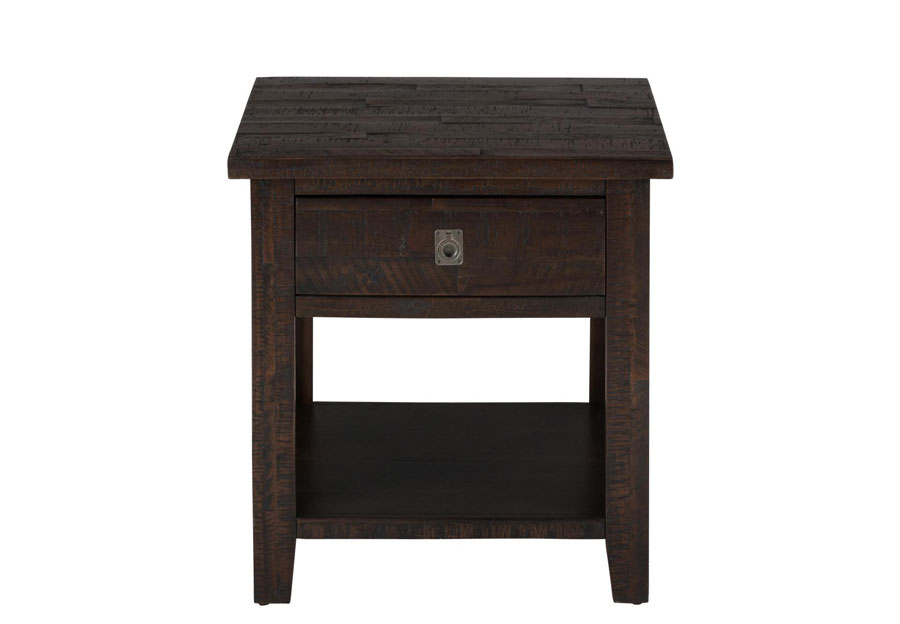 Jofran Kona Grove Square End Table