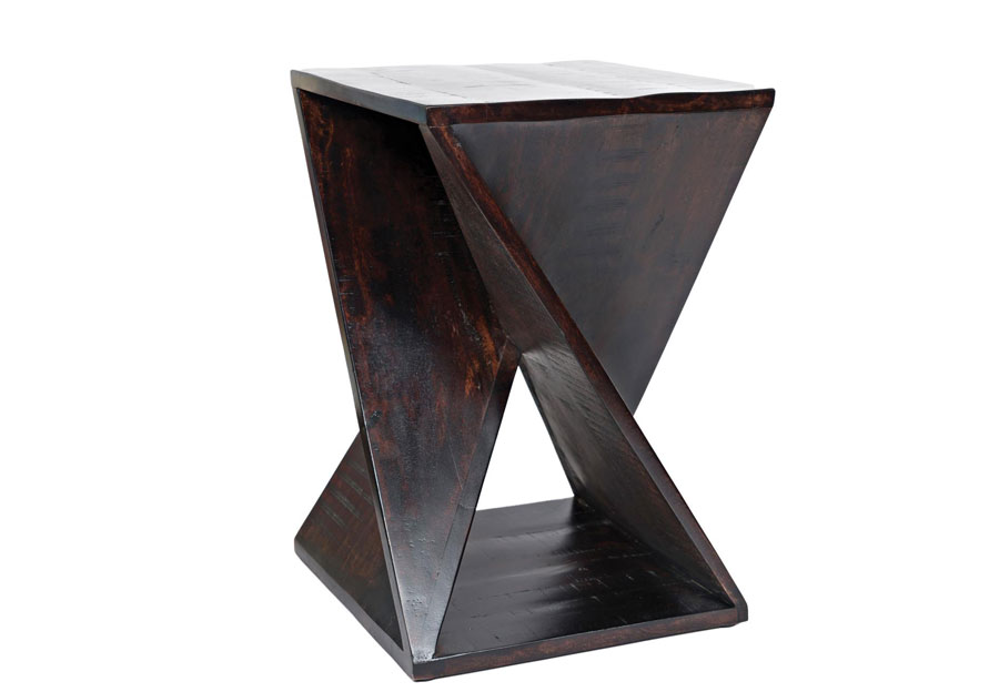 Jofran Jasper Espresso Accent Table