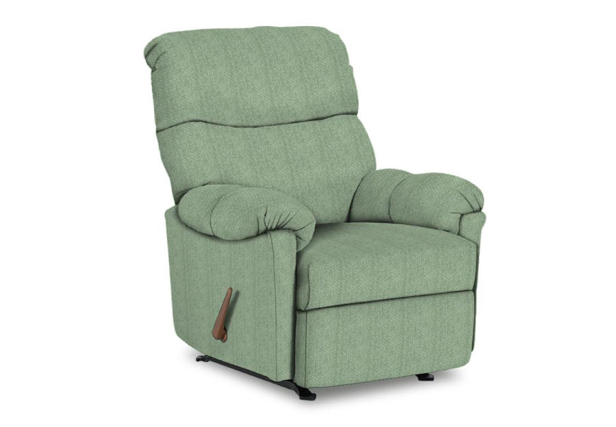 Best Balmore Seaglass Swivel Glider Recliner