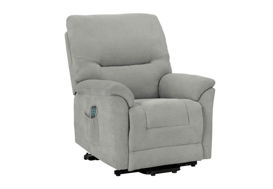 Lane Lucca Gray Power Lift Chair