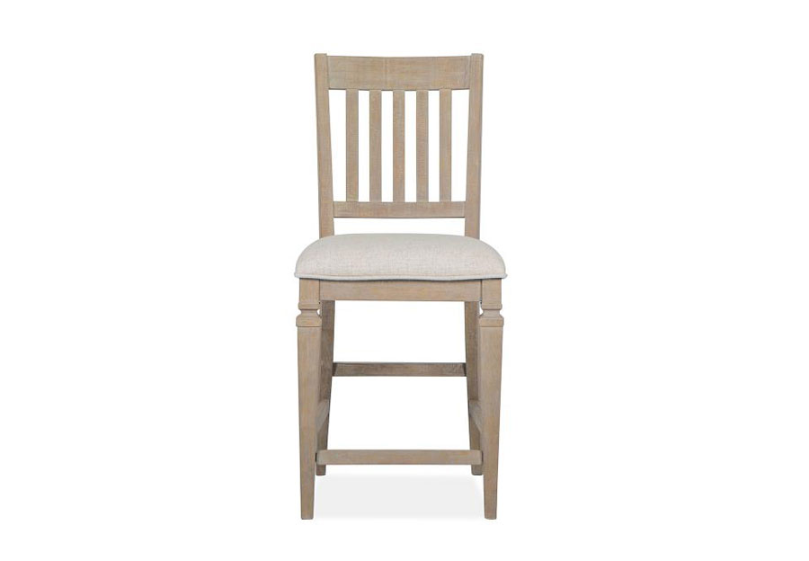 Magnussen Lancaster Counter Dining Chair with Upholstered Seat