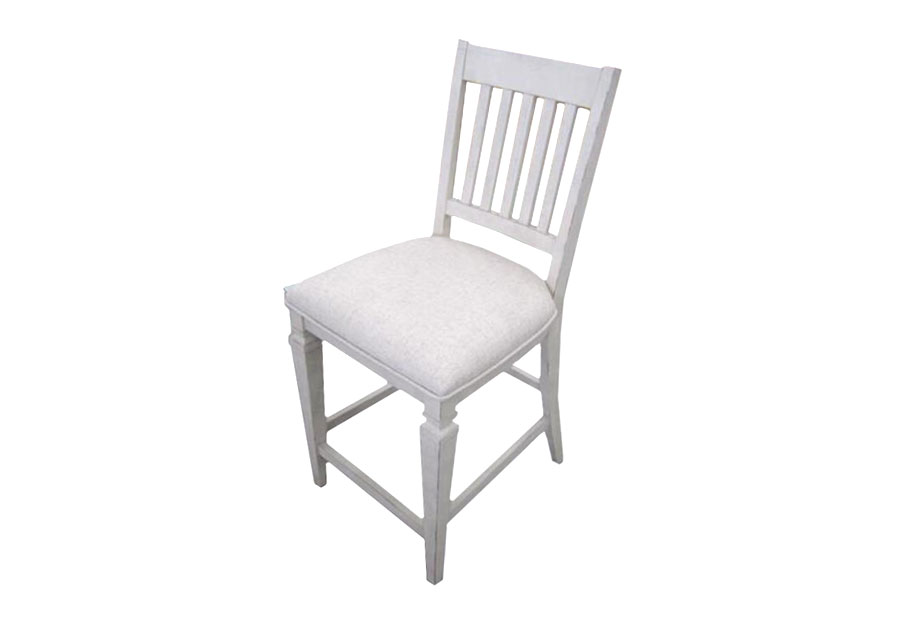 Magnussen Newport Counter Dining Chair with Upholstered Seat