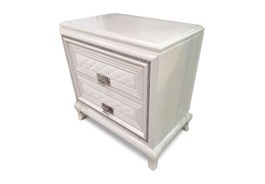 Lifestyle Shanel Two-Drawer Nightstand