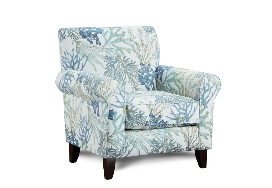 Fusion Coral Reef Accent Oceanside Chair