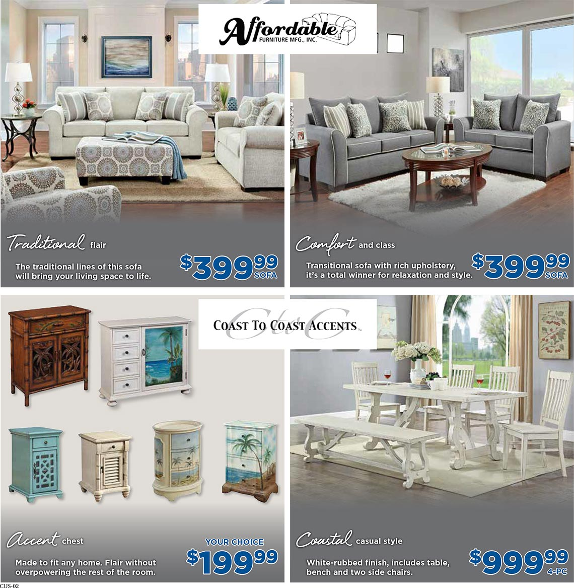 The Furniture Warehouse Newspaper - Page 2