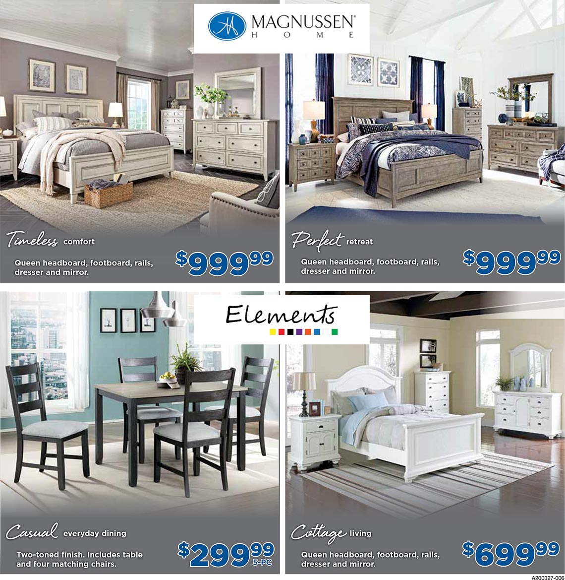The Furniture Warehouse Newspaper - Page 3