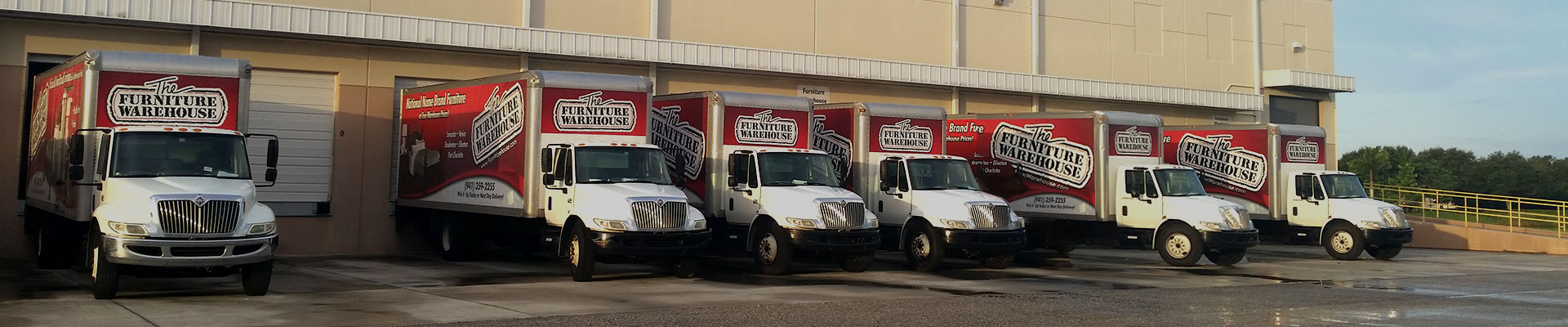 The Furniture Warehouse Trucks